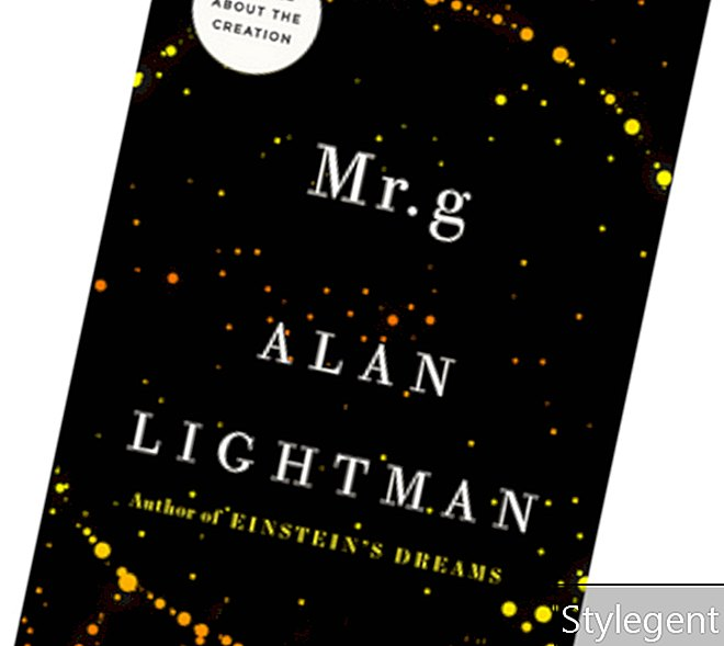 Mr g Alan Lightman