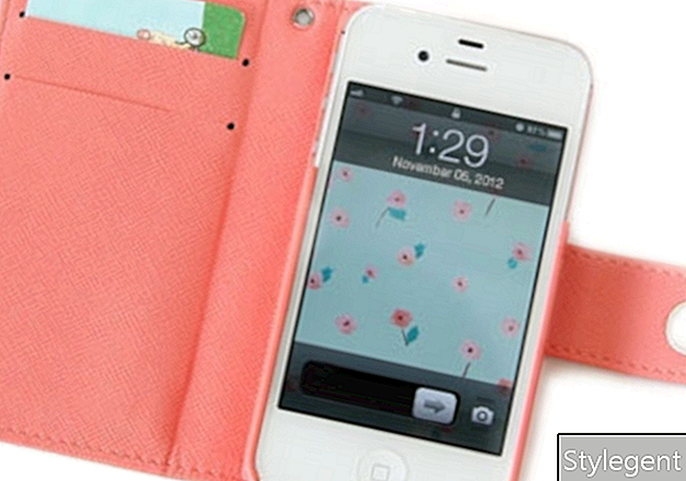 Casing Dompet iPhone