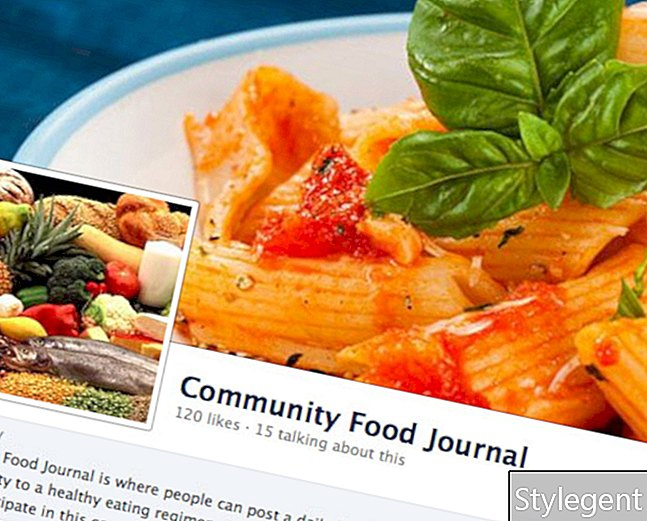 James Fells Community Food Journal-side på Facebook
