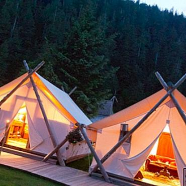 7 besten Wildnis-Resorts in Kanada