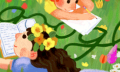 Google Doodles merayakan Anne of Green Gables