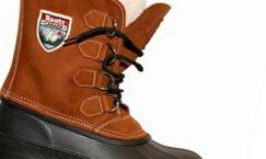 Made in Canada: Roots boots